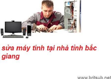 sửa máy tính tại nhà bắc giang