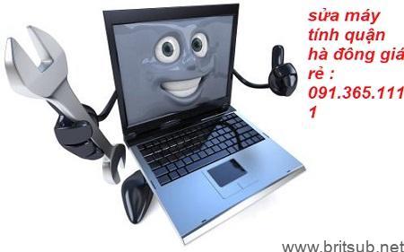 sửa máy tính tại nhà quận hà đông giá rẻ